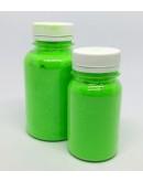 Fluorescent pigment green