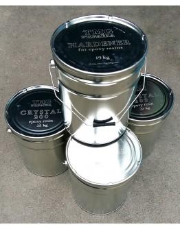Crystal 200 epoxy resin 88 kg kit