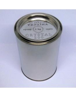 Epoxy resin Crystal 200 1,25 kg