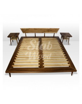 Спальня з масиву горіха КАРИБИ
