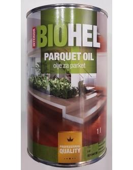 Масло-воск паркетный BIOHEL Parquet Oil