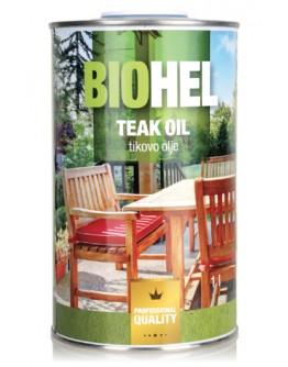 Тиковое масло BIOHEL