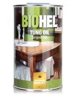 Тунговое масло BIOHEL