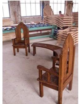 """Лавочки и стулья """"Печенеги"""""""