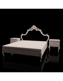3D Модель спальный гарнитур.
