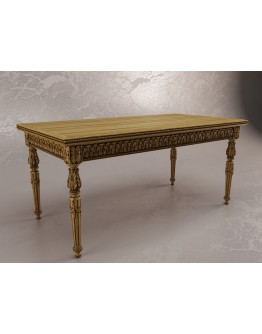 3D Модель стол обеденный.